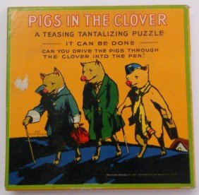 24: Pigs in the Clover Puzzle Game