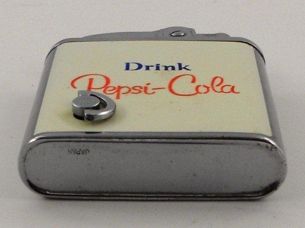 94: 50's Vintage Pepsi Musical Lighter - 5