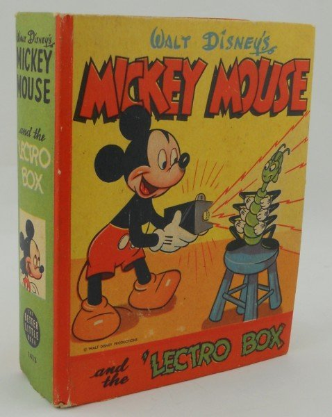 21: Mickey Mouse - Better Little Book