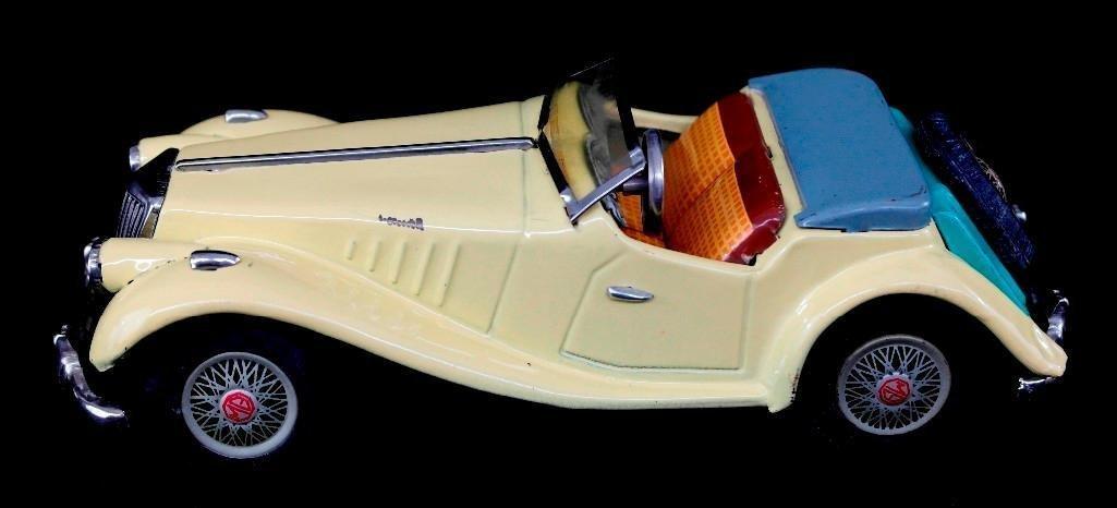 1950s MG Midget Convertible Japan Friction Motor