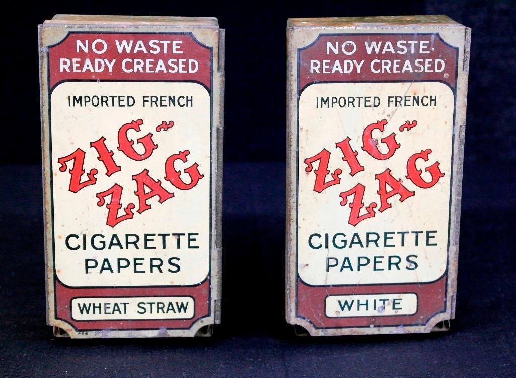 ZIG ZAG Cigarette Rolling Paper Dispensers