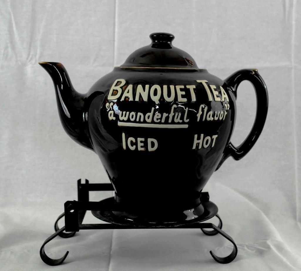 Vintage Oversized Banquet Tea Restaurant