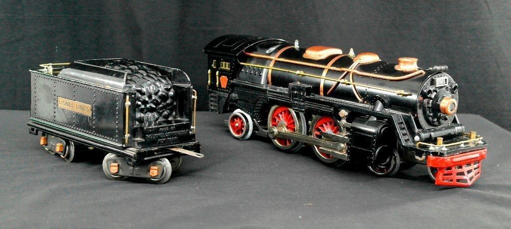 Vintage 1930s Lionel no. 392E - Standard Gauge Steam
