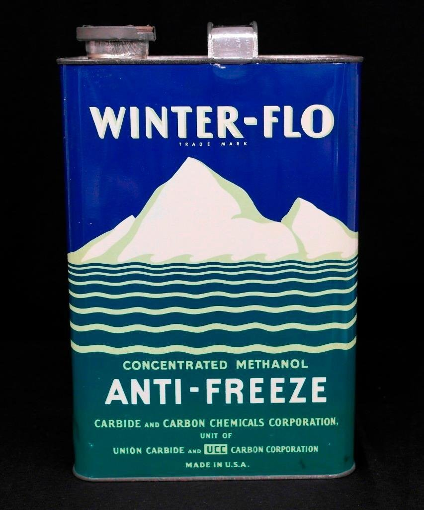 Winter-Flo Anti-Freeze - One Gallon Can