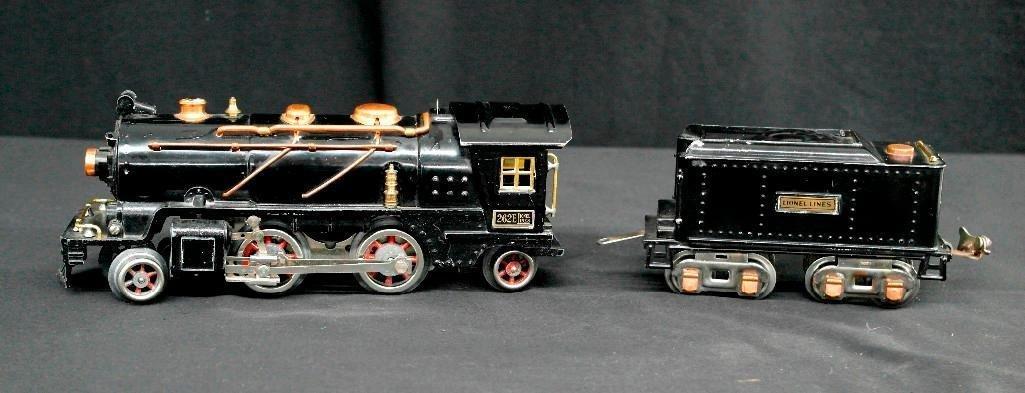 Lionel Trains Set - No. 262E - Steam Locomotive, no.