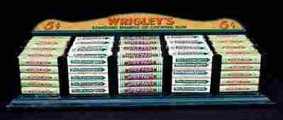 Wrigley's Counter Gum Display