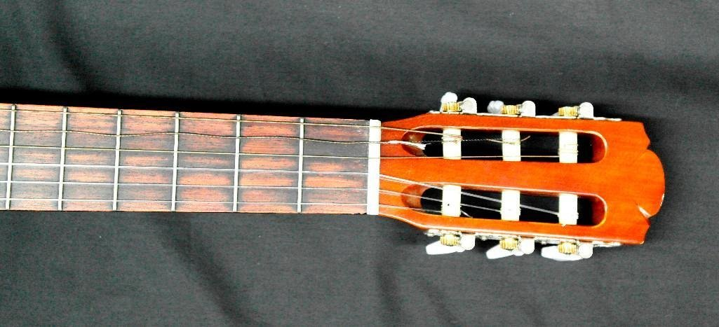 Fender Gemini I Guitar with Case - 4
