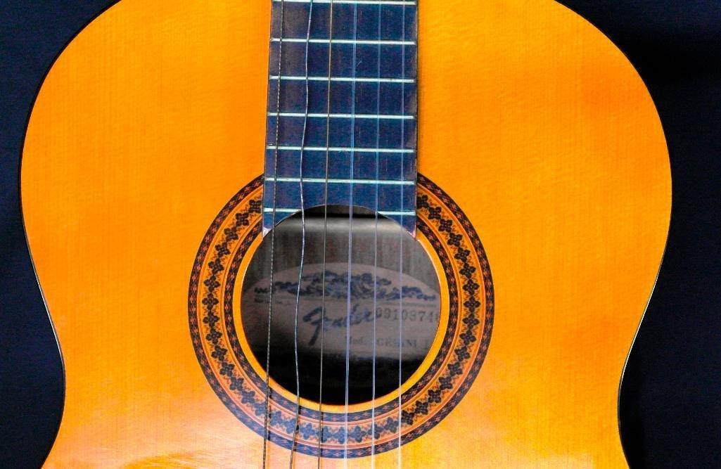 Fender Gemini I Guitar with Case - 5