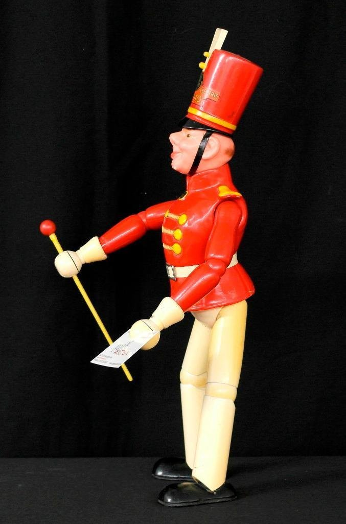 General Electric Wooden Advertising Doll - 2