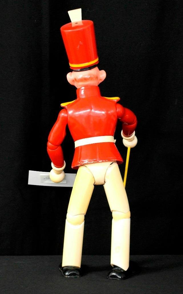 General Electric Wooden Advertising Doll - 3