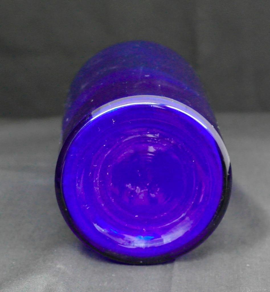 Brioschi Effervescent Preparation Cobalt Blue Jar - 4