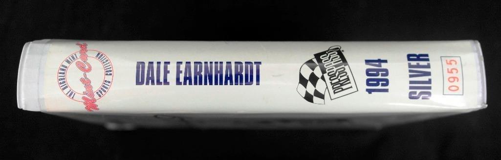 Dale Earnhardt Highland Mint .999 Silver Card - 3