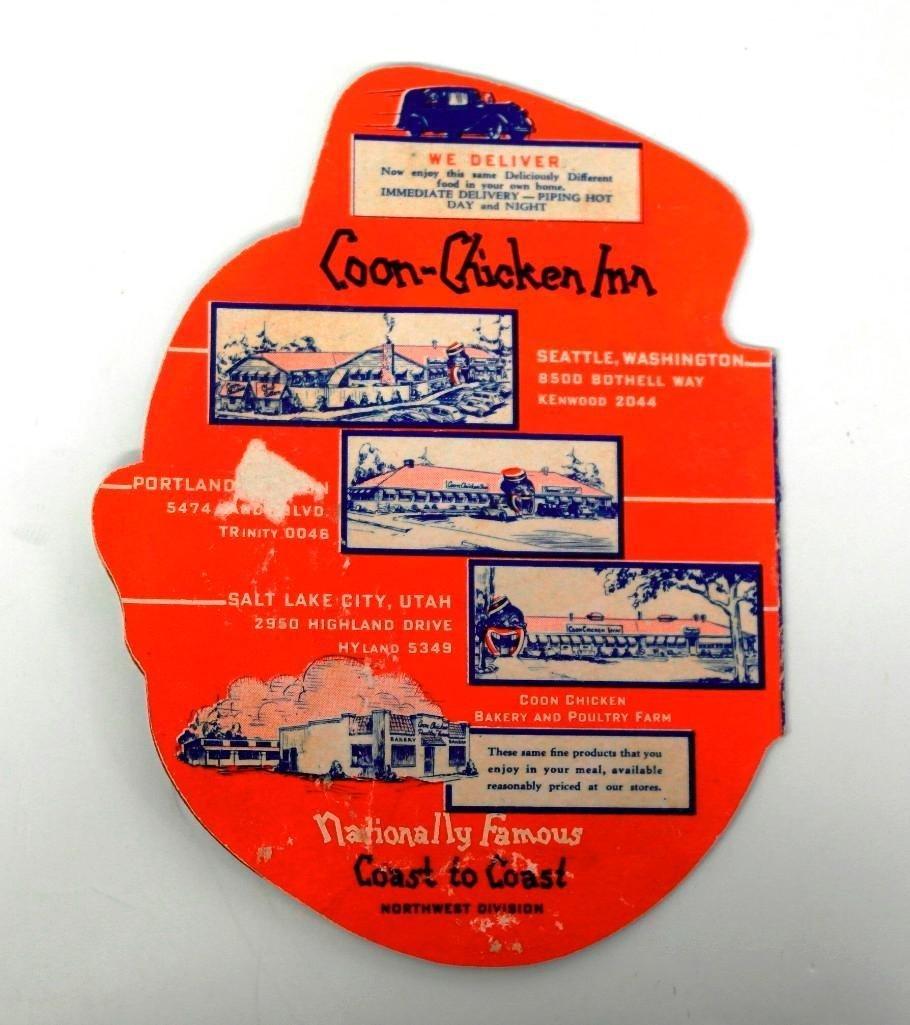 Coon Chicken Inn Small Menu - 3