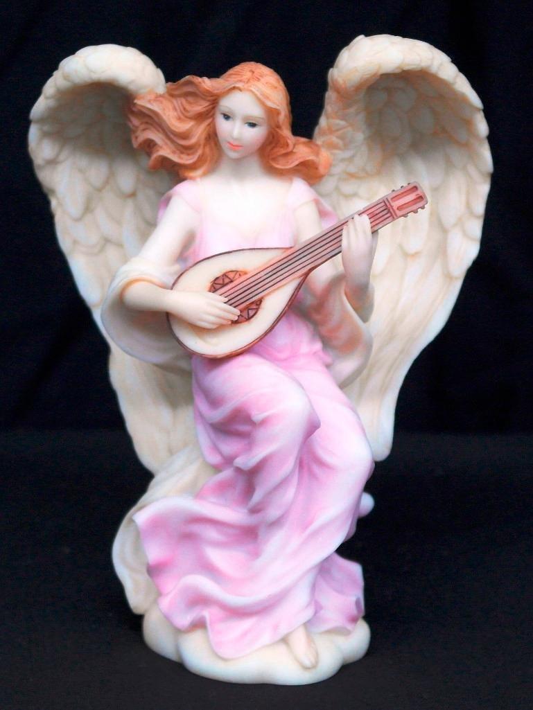 "Seraphim Classics #67088 Lydia ""Winged Poet"" Angel - 2"