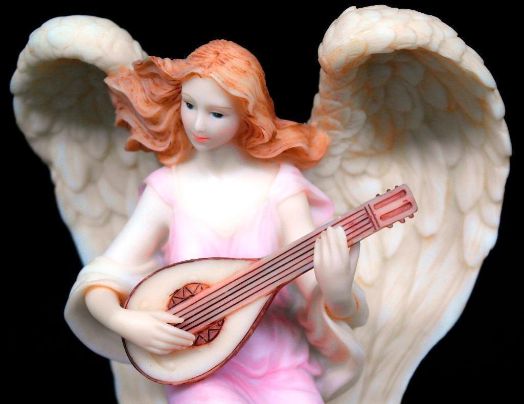 "Seraphim Classics #67088 Lydia ""Winged Poet"" Angel - 3"