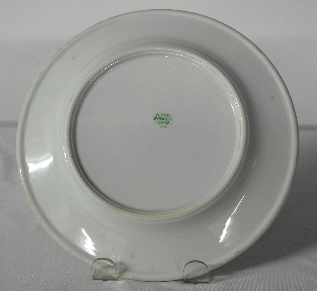Coon Chicken Inn Plate - 3