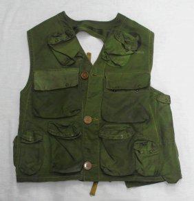 C-1 Vintage 1940's Emergency Sustenance Vest