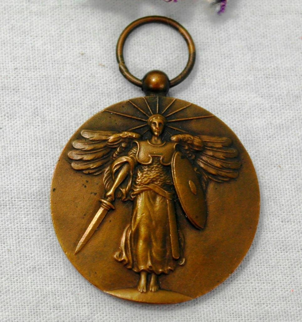 The Great War For Civilization Bronze Victory Medal