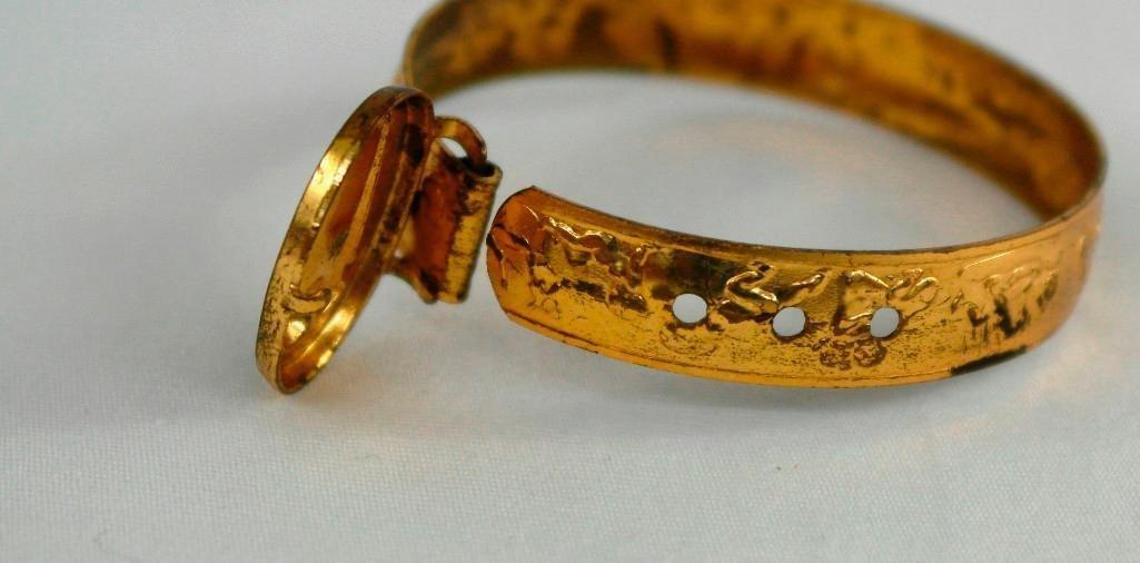 2 New York World's Fair Jewelry Pieces - 4