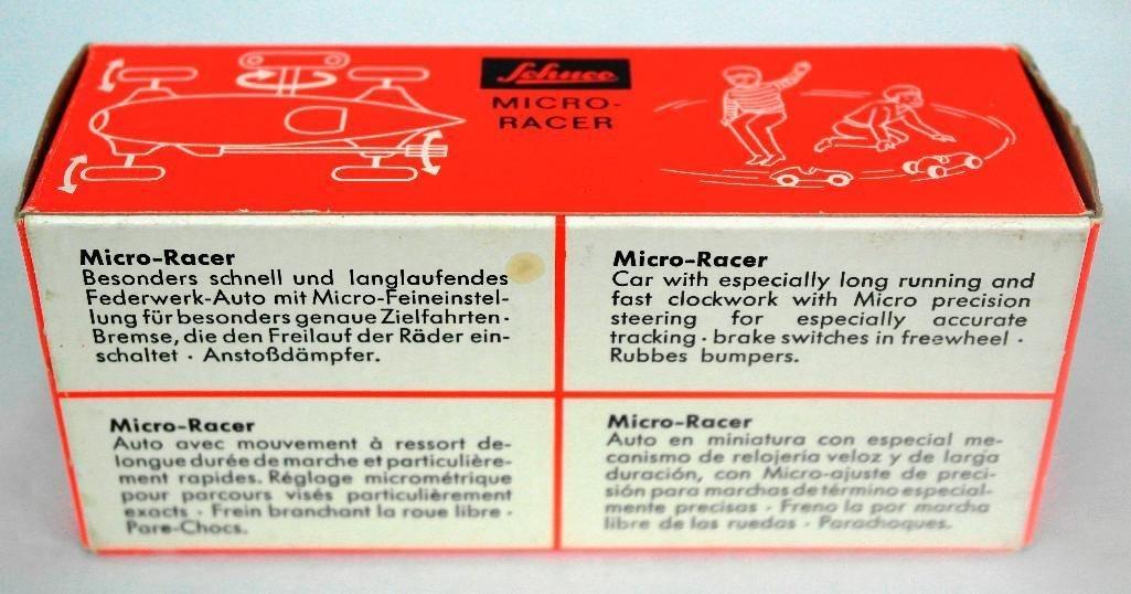 Schuco Micro-Racer - 7