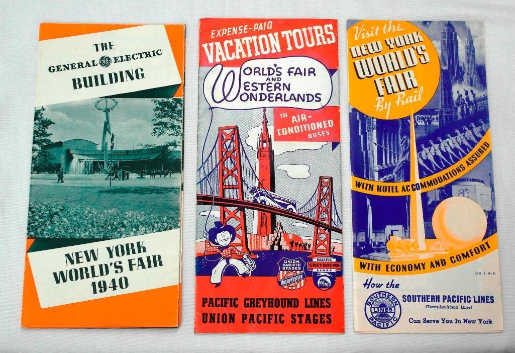 Miscellaneous New York World's Fair Items - 4