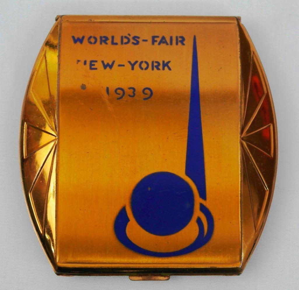 New York World's Fair Compact