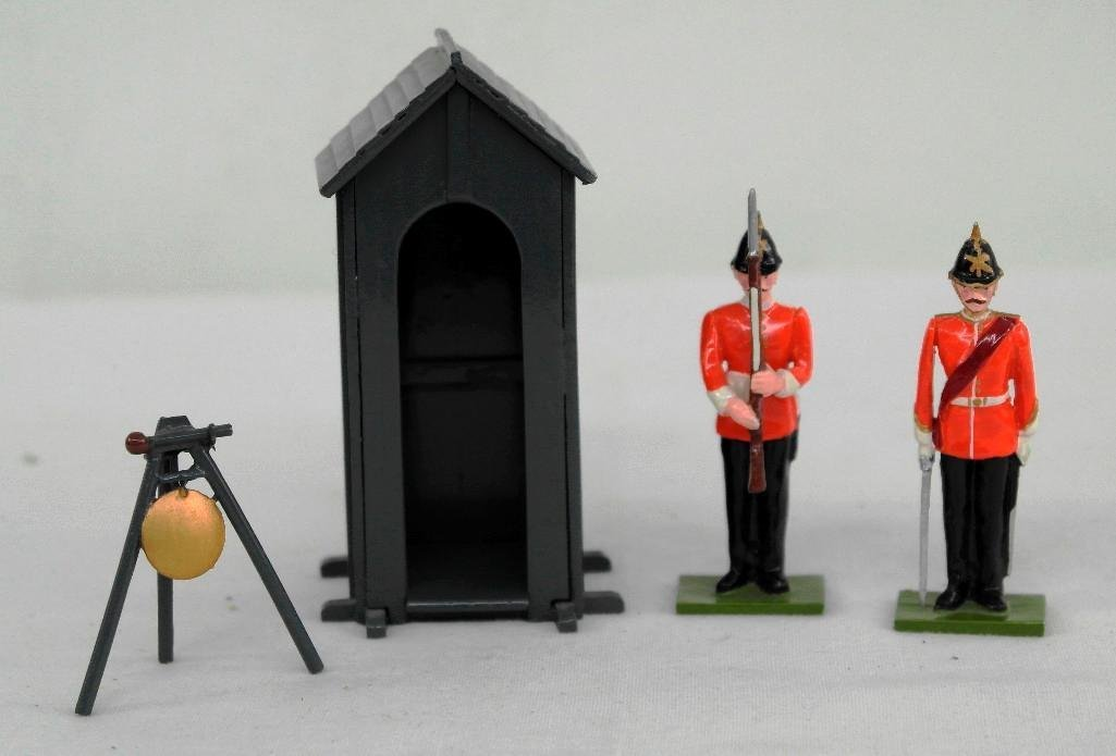 Steadfast Soldiers Set No. 57, Sentry And Box