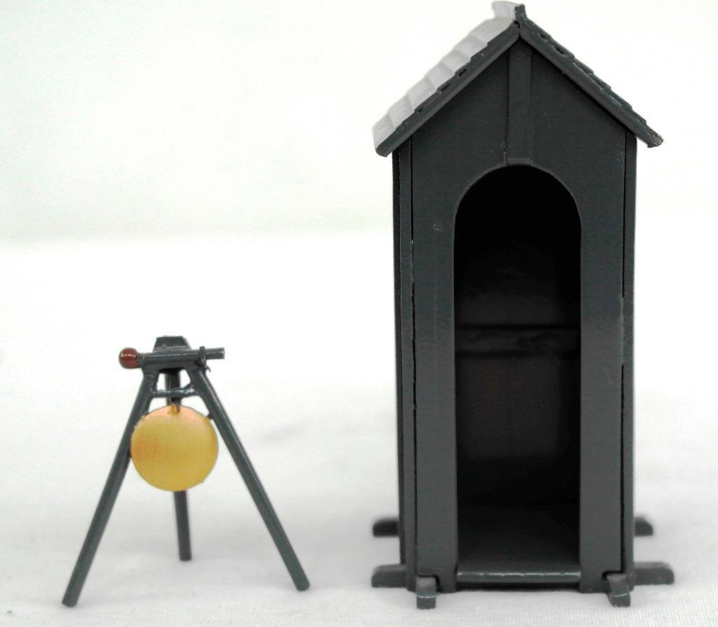 Steadfast Soldiers Set No. 57, Sentry And Box - 3