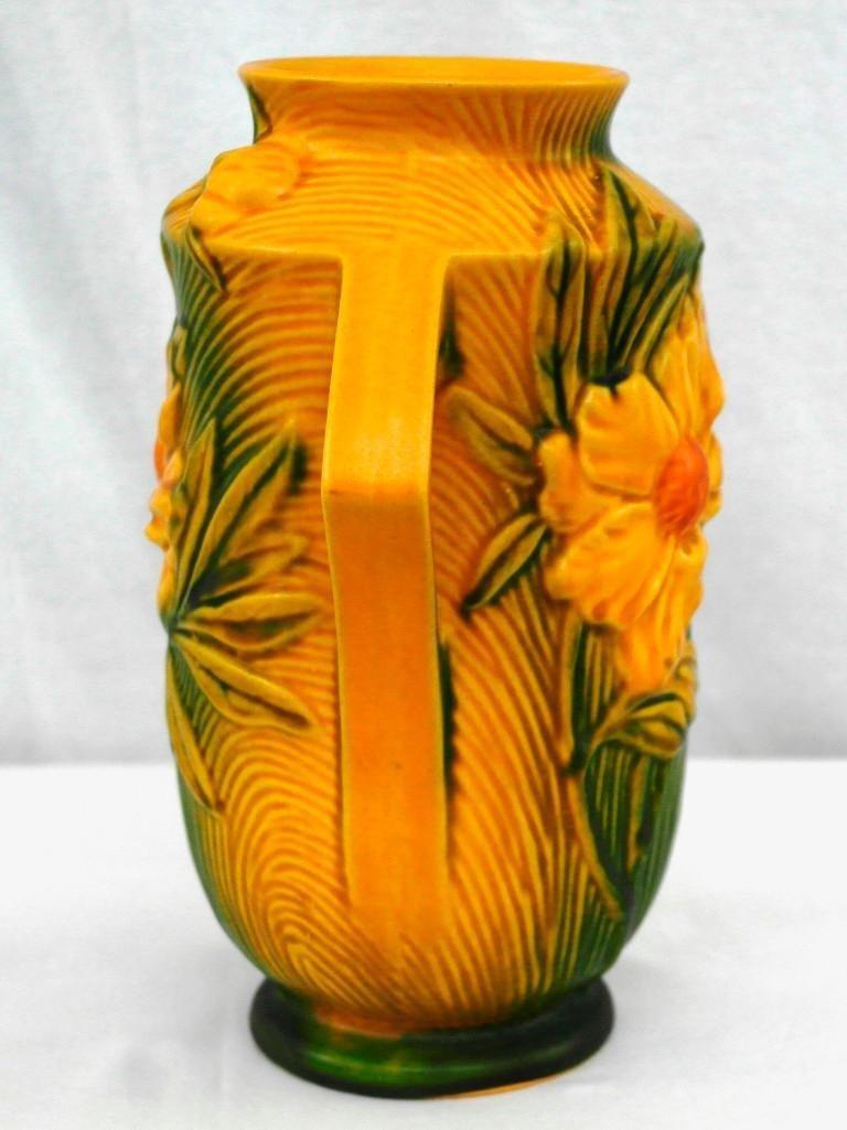 Roseville Medium / Large Peony Vase - 2