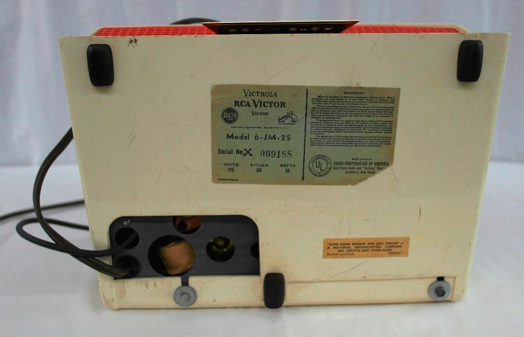 Vintage Ding Dong School RCA Slide-O-Matic Record - 6