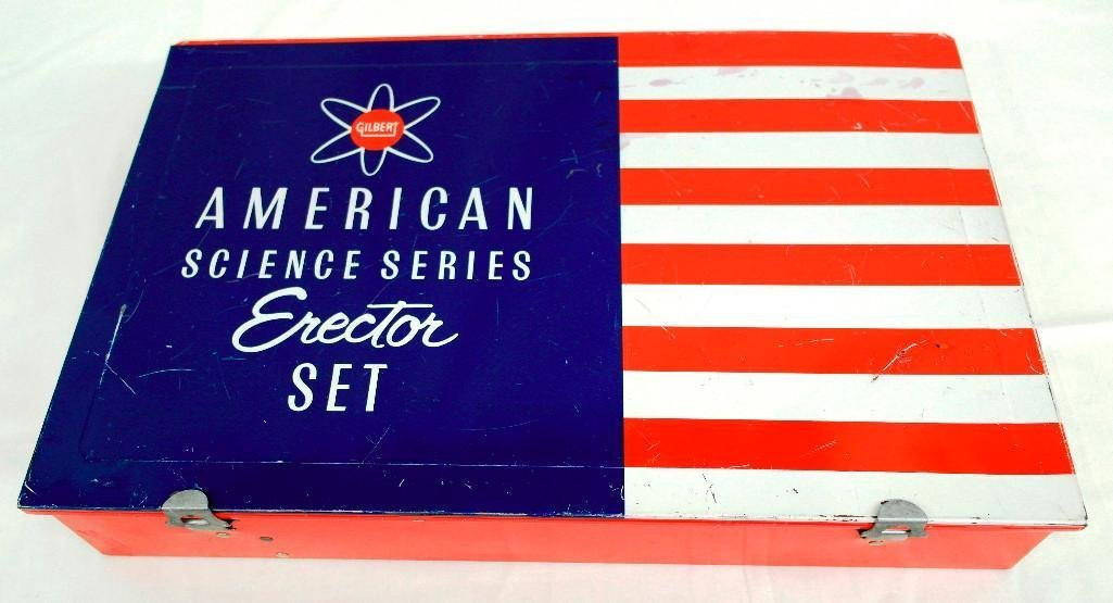 Gilbert Erector Set American Science Series No. 10055 - 2