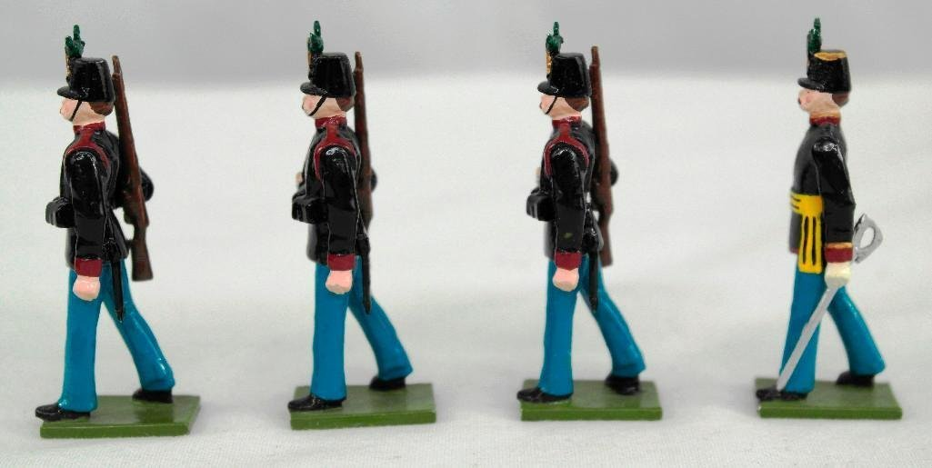 Steadfast Model Soldiers Set No. SF6 - Infantry - 3