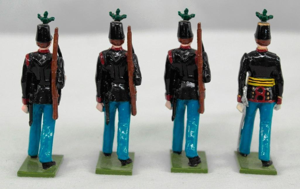 Steadfast Model Soldiers Set No. SF6 - Infantry - 4