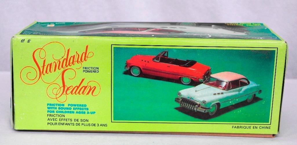 """""""Standard Sedan"""" Model Car - 7"""