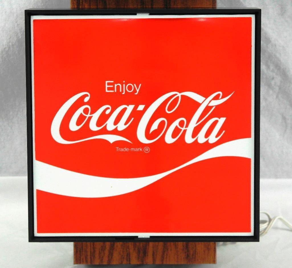 Vintage Coca Cola Clock - 3
