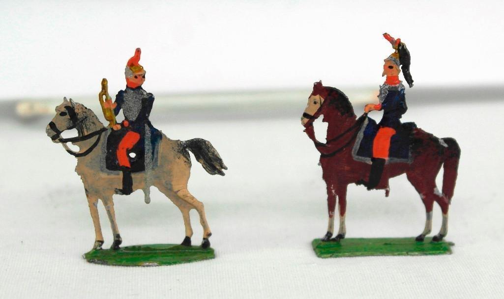 Set of 14 Heinrischen Mounted Soldiers - 3