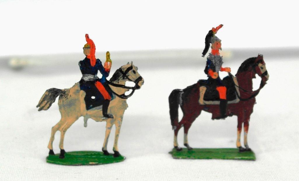 Set of 14 Heinrischen Mounted Soldiers - 4