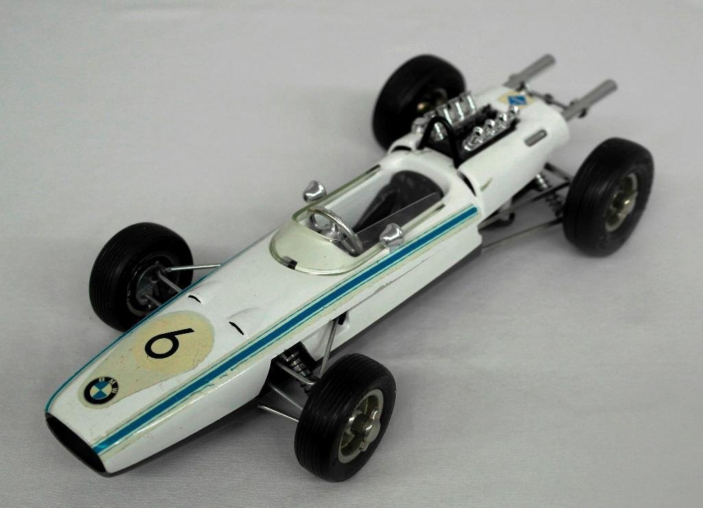 Schuco BMW Formula 2 Boxed Race Car - 3
