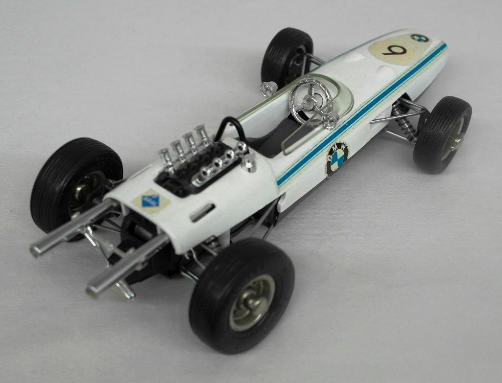 Schuco BMW Formula 2 Boxed Race Car - 4