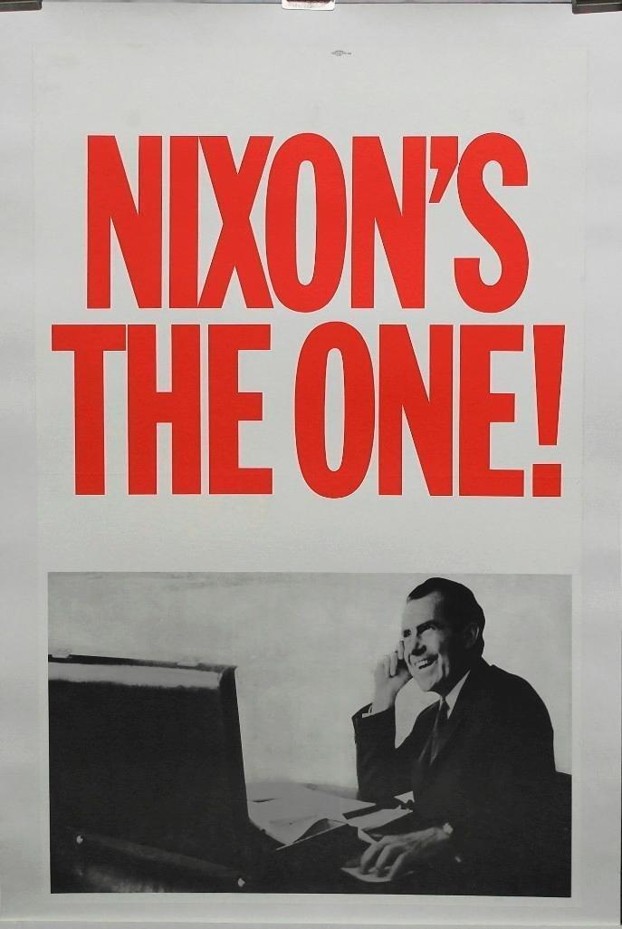 Nixon's The One
