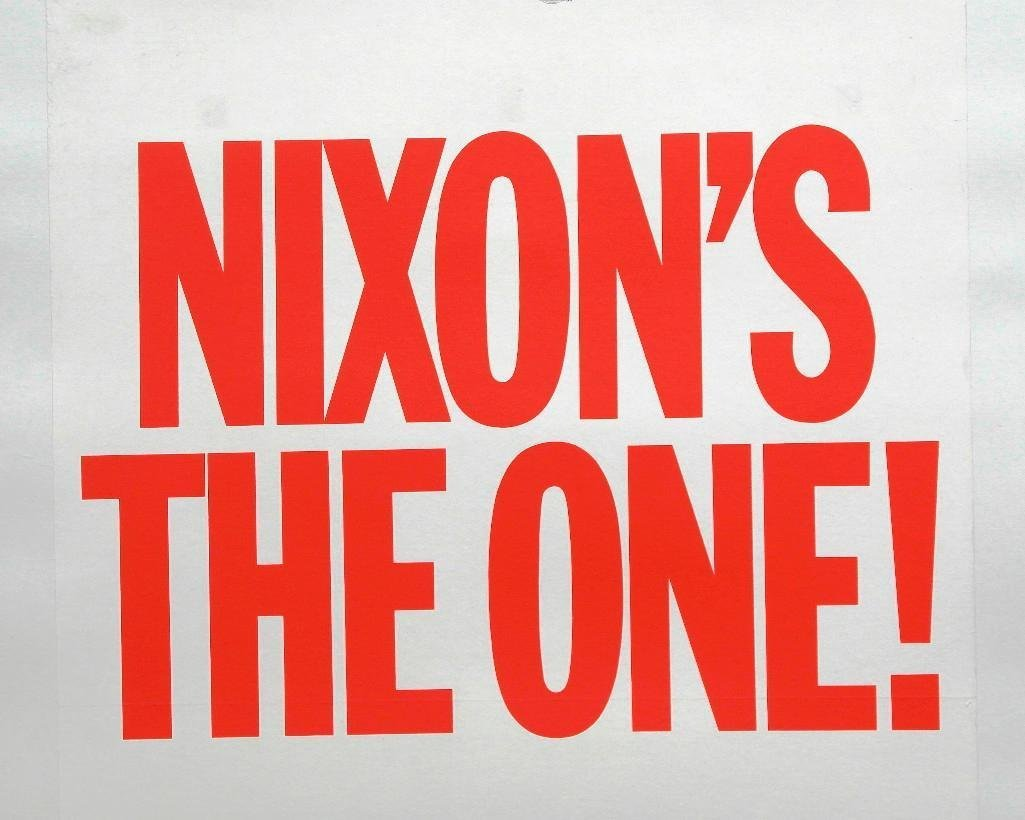 Nixon's The One - 2