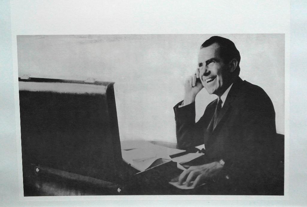 Nixon's The One - 3