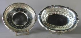 Two Sterling Silver Bowls by Gorham