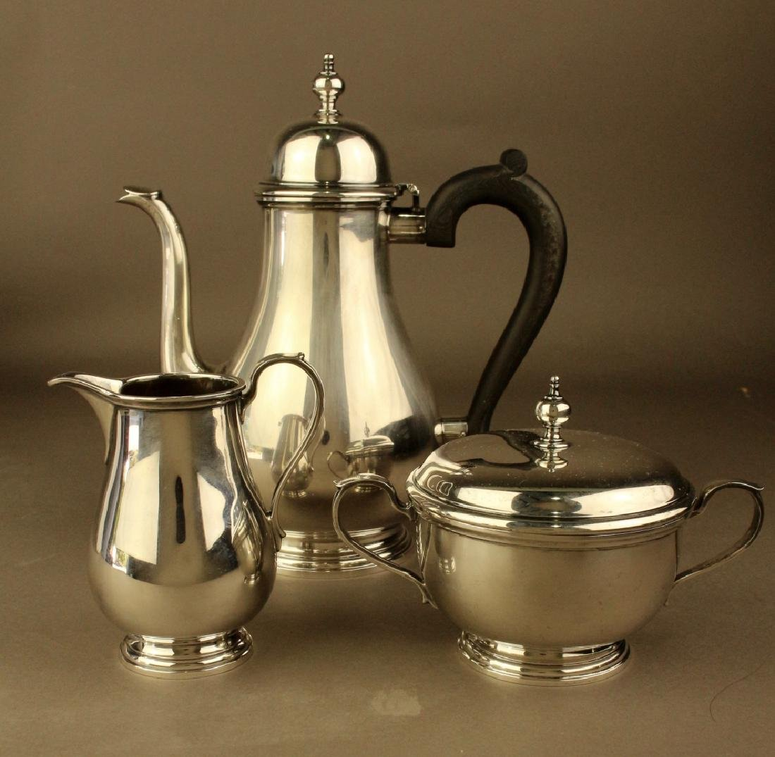 Tiffany & Company Sterling Silver Tea Set