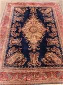 Semi-Antique Kerman Rug 13.9' x 9.9'