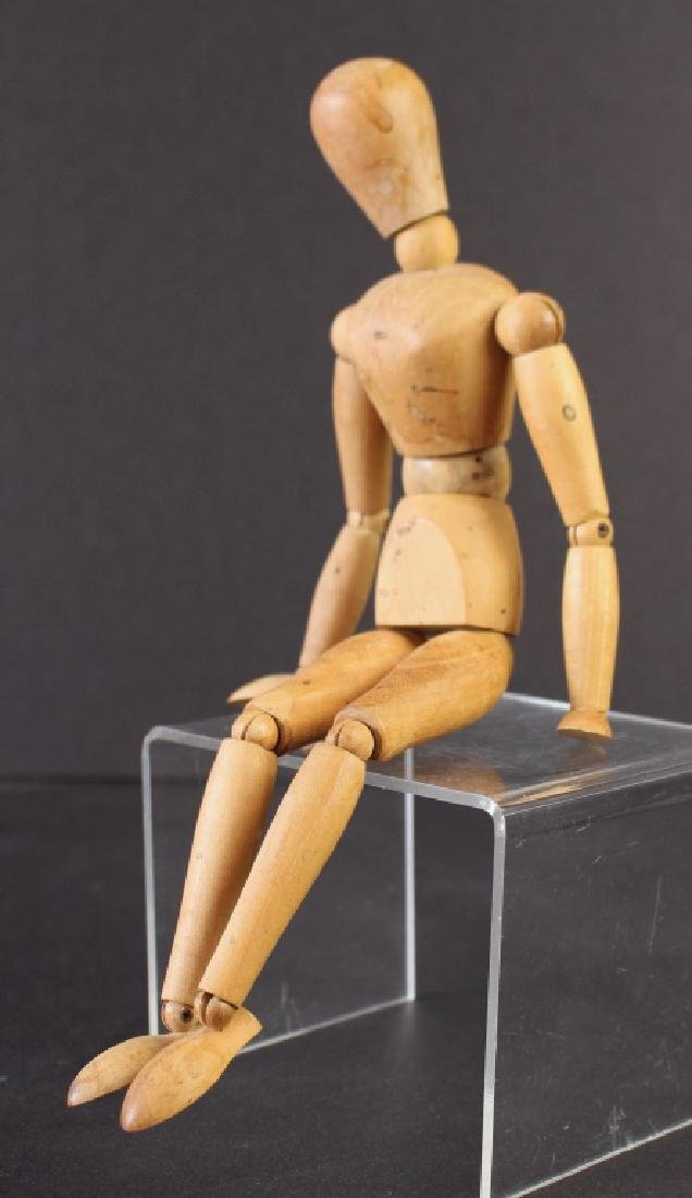 Articulated Artist's Model/Mannequin