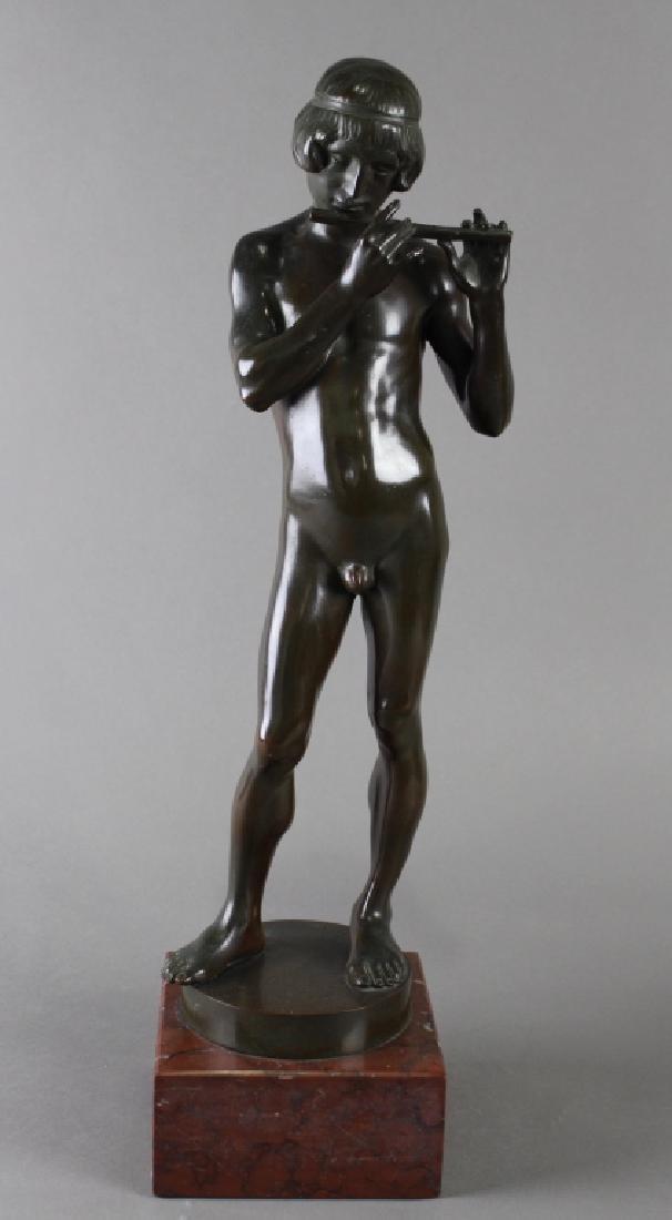 Julius Obst, 1878-1939, Bronze Nude