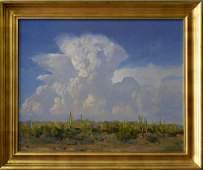 Andrew Peters, B. 1954, Western Artist