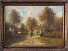Friedrich Carl Rupprecht, 1779-1851, O/C