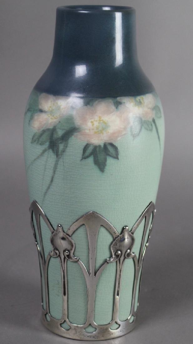 Rookwood Vellum Vase by Edward T. Hurley